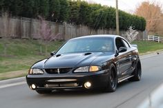 Cobra, I always did love this era of Cobras. Cool Old Cars, Nice Cars, Sn95 Mustang, Ford Lightning, Garage Makeover, Ford Mustangs, Tuner Cars, Pony Car, Coyotes