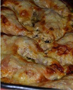 Amikor a csirkecombok VIP kényeztetést kapnak! Gourmet Recipes, Cooking Recipes, Hungarian Recipes, Meat Chickens, Main Meals, Superfoods, Poultry, Nutella, Main Dishes