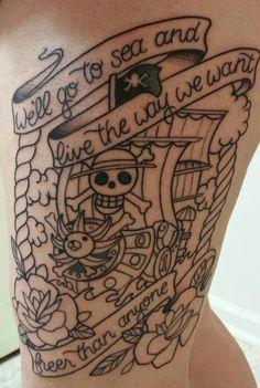 One Piece Tattoo
