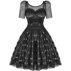 HELL BUNNY FATAL BLACK FISHNET GOTH PROM EVENING DRESS   eBay  RRP: £69.99 SALE PRICE; £39.99