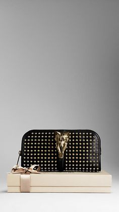 Country Animal Studded Clutch Bag   Burberry - necessary in every way  )  Dior Handbags 5f0e714589