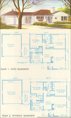1954 National Plan Service - Plan 7201