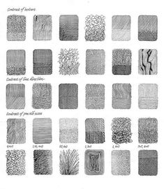 The complete book of drawing techniques in tone and texture drawing collection - ClipartXtras