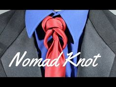 How To Tie a Tie - Sarath Knot - YouTube