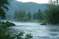 New River State Park in North Carolina