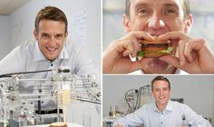 The future of cooking? PRINT your dinner: Don't scoff - but now 3D printers can make food