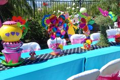 """Photo 11 of 29: Mad Hatter Tea Party / Birthday """"Alice in Wonderland/Mad Hatter Tea Party"""" 