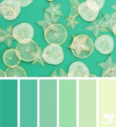 Color Collage | Design Seeds