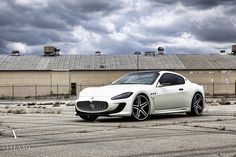 Maserati Grand Turismo MC Stradale edition | Vellano VRH-C concave wheels