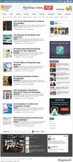 GamingMag WordPress Theme Gaming Portals Theme | Check Themes ...