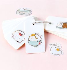 Make your diary or planner cuter than ever with our Rice Bowl Decorative Stickers. Decorate your bullet journal spreads, scrapbooks, notebooks or any other creative projects with them. Kawaii Pens, Kawaii Art, Stationery Items, Cute Stationery, Calendar Stickers, Pen Shop, Decorative Stickers, Cute Crafts, Cute Stickers