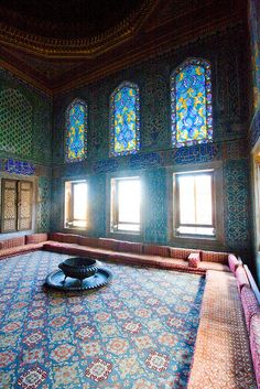 Topkapi Palace.I want to go see this place one day.Please check out my website thanks. www.photopix.co.nz