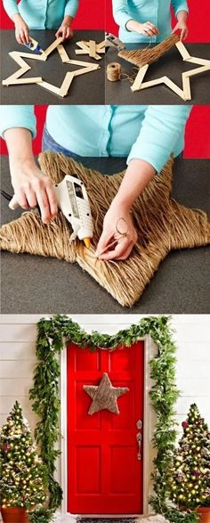 120 Christmas DIY Decorations Easy and Cheap - Kids crafts - weihnachts dekoration Kids Crafts, Christmas Crafts For Kids, Diy Christmas Ornaments, Christmas Wreaths, Snowman Ornaments, Kids Diy, Advent Wreaths, Christmas Hacks, Christmas Ideas For Teens
