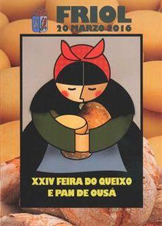 XXIV Feira do Queixo de Friol e Pan de Ousá en Friol