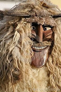 FEB 12 - Buso mask - Hungary - End of Winter Festival Hungary Travel, Vintage Mannequin, Les Religions, Cultural Identity, Masks Art, Masquerade, Busan, Folk, Lion Sculpture