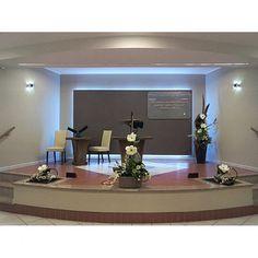 Kingdom Hall in Chivasso, Turin, Italy.