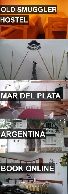 OLD SMUGGLER HOSTEL in Mar del Plata, Argentina. For more information, photos, reviews and best prices please follow the link. #Argentina #MardelPlata #travel #vacation #hostel