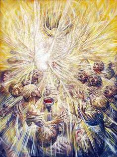 pentecost event in the bible