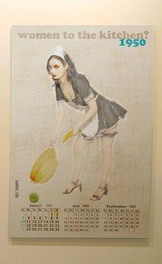 Cartel 1950 Proyecto Universitario