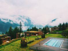 Gradonna Mountain Resort. Tirol, Austria.