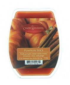 Wax Melts in Pumpkin Spice by Candle Warmers