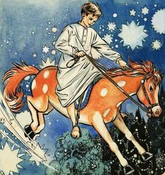 Barbara C Freeman Mary Bell, Book Illustration, Illustrations, Traditional Tales, Under The Moon, Humpty Dumpty, Handmade Journals, Custom Framing, Giclee Print