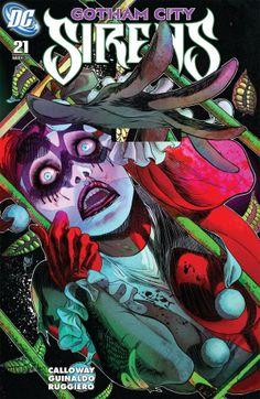 "total-comics-fan: ""marvel-dc-art: ""Gotham City Sirens cover by Guillem March"" more comics here"" Marvel Vs, Gotham City, Batgirl, Catwoman, Superman, Batman Art, Gotham Batman, Batman Robin, Dc Comics"