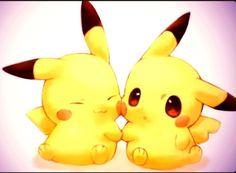 Pikachu x pickachu