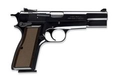 The Browning/FN Hi Power is a very elegant and (for its size) very concealable weapon offering a respectable 13+1 capacity with standard magazines. Description from thetruthaboutguns.com. I searched for this on bing.com/images
