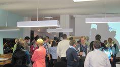 """Das Konzept """"Barcamp"""" stellt alle Teilnehmer auf Augenhöhe. Zusammen mit dem aktiven Einbinden aller Personen können auf dem mTourismuscamp gemeinsame Projekte angestoßen und Kontakte geknüpft werden."""