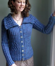 Ravelry: River Tweed pattern by Sarah Barbour
