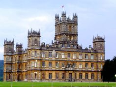 Highclere Castle (a.k.a. Downton Abbey), West Berkshire, U.K. (Available for events only)  Read more: http://www.purewow.com/slideshow/national/6974#slideNum=12#ixzz2c4ae6nCi