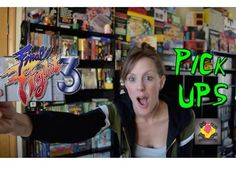 Retro Game Pick Ups | GIFTED FINAL FIGHT 3 | Mega Drive, PS2 and Xbox Ga...