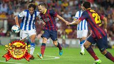 Prediksi Barcelona vs Real Sociedad 9 Mei 2015