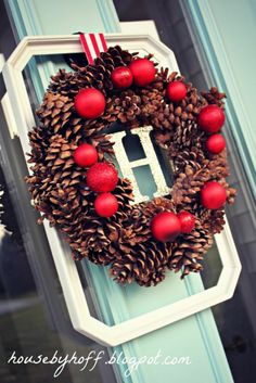 8 great things to do with pinecones this season!