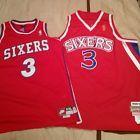 For Sale - Allen Iverson Authentic Rookie Jersey Philadelphia 76ers sz 60 + Nike Swingman - See More At http://sprtz.us/SixersEBay