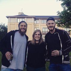 #TravisFimmel and #AlexanderLudwig in Iceland - June 2015 #vikingsseason4 https://plus.google.com/communities/100681266945249733824