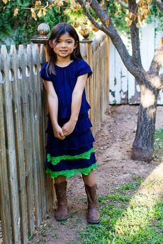 Avery Dress | Ava Rose Designs