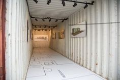 GM supports a Detroit shipping container homestead project | Proud Green Home