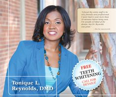 Dr. Tonique Reynolds (Dentist) ~ People You Need to Know Magazine