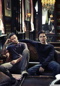 The boys behind Proenza Schouler- Jack McCollough & Lazaro Hernandez