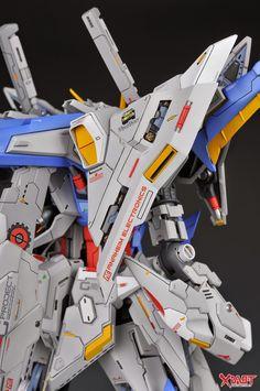 GUNDAM GUY: G-System 1/72 RX-105 Xi Gundam UC Ver. - Painted Build