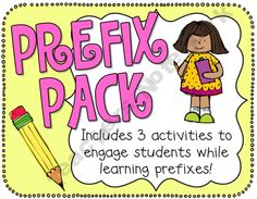 Prefix Pack