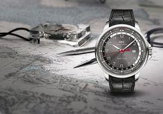 Deze horloge van IWC is een absolute musthave!