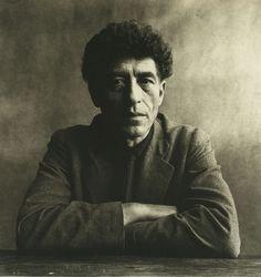 Alberto Giacometti by Irving Penn, 1965