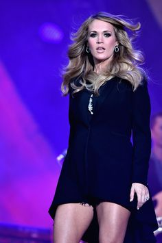 Carrie Underwood performs onstage at the 2014 Global Citizen Festival to end extreme poverty by 2030 in Central Park on September 27, 2014 in New York City.