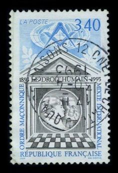 Masonic Stamp