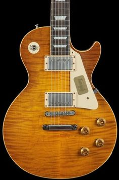 2012 GIBSON LES PAUL 1959 CUSTOM SHOP 59 HISTORIC VOS - AMAZING!!!!