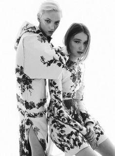 Vogue Portugal January 2014