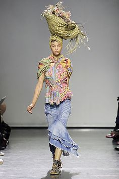 Junya Watanabe Collection Slideshow on Style.com